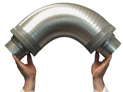 "Flexible Silencer 100mm (4"")"