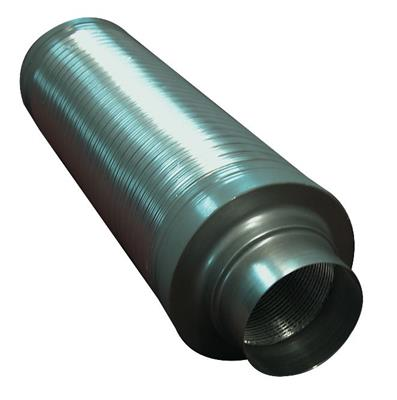 "Flexible Silencer 150mm (6"")"