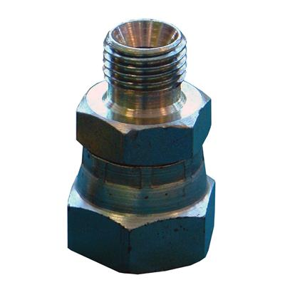 "3/8"" BSP Female to 1/4"" BSP Male Connector"