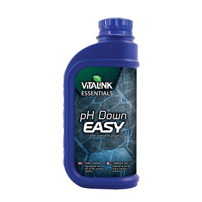 VitaLink pH Down Easy 25% 1L - EN/FR