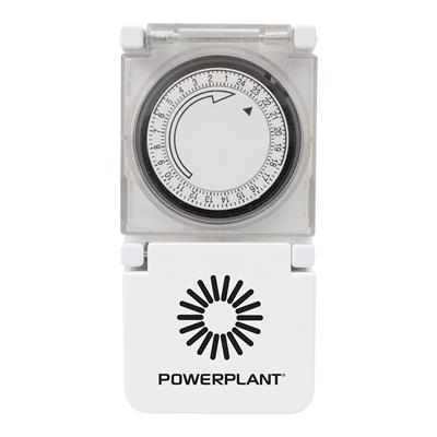 PowerPlant Heavy Duty Timer with UK Plug