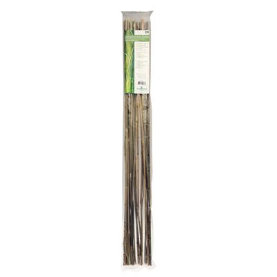 4' Bamboo Stakes (120cm) - Pack of 25