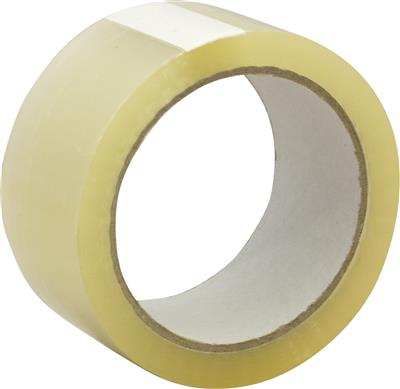 Clear Tape - 48mm x 66m (Pack of 6 Rolls)