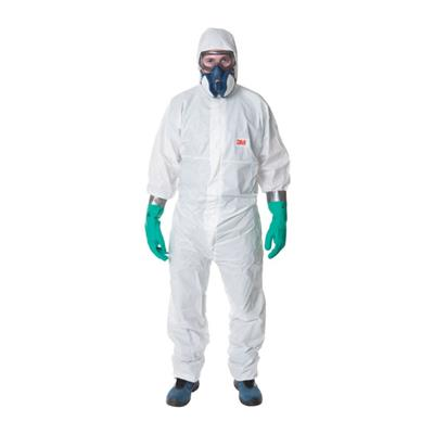 3M Protective White Coverall - Large