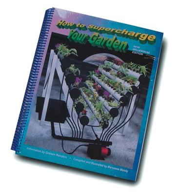 How to Supercharge Your Garden de M.Mainly - Libro