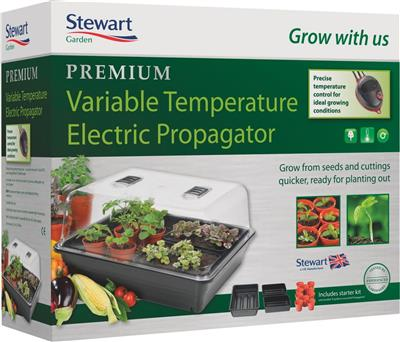 Stewart's Large Variable Heated Propagator