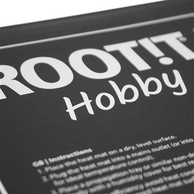 ROOT!T Hobby 30W Heat Mat - 600mm x 400mm