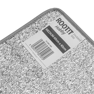 ROOT!T Medium Insulated Mat - 600mm x 400mm