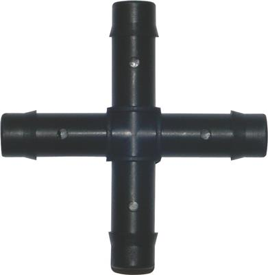 13mm Standard Barb Cross - Pack of 25